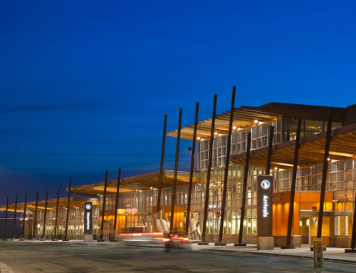 Fairbanks International Airport Terminal Expansion and Improvements