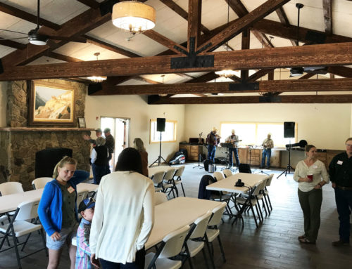 Whiskey Mountain Conservation Camp – Renovation and New Dining Hall